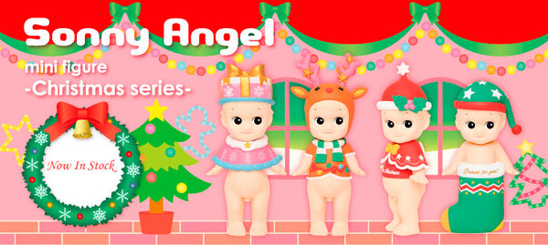 Sonny Angel Christmas Series - 2016 LIMITED EDITION