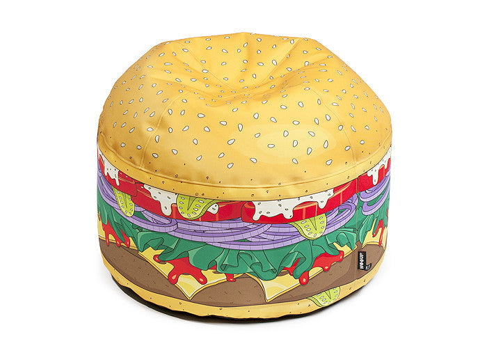 Giant Burger Bean Bag Chair ...