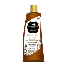 Load image into Gallery viewer, Ludwig & Wiggstein MORROCAN ARGAN OIL Hair Care COMBO