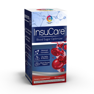 InsuCare Blood Sugar Optimizer