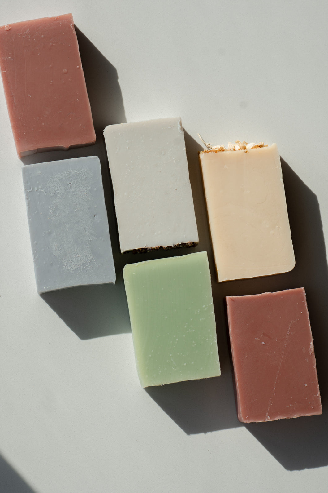 Vegan Body Soap - Essential Oils