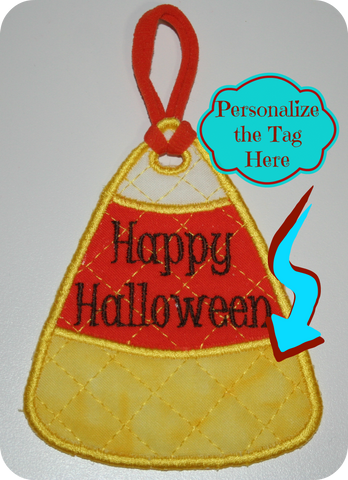 ITH Candy Corn Tag by SewMichelle