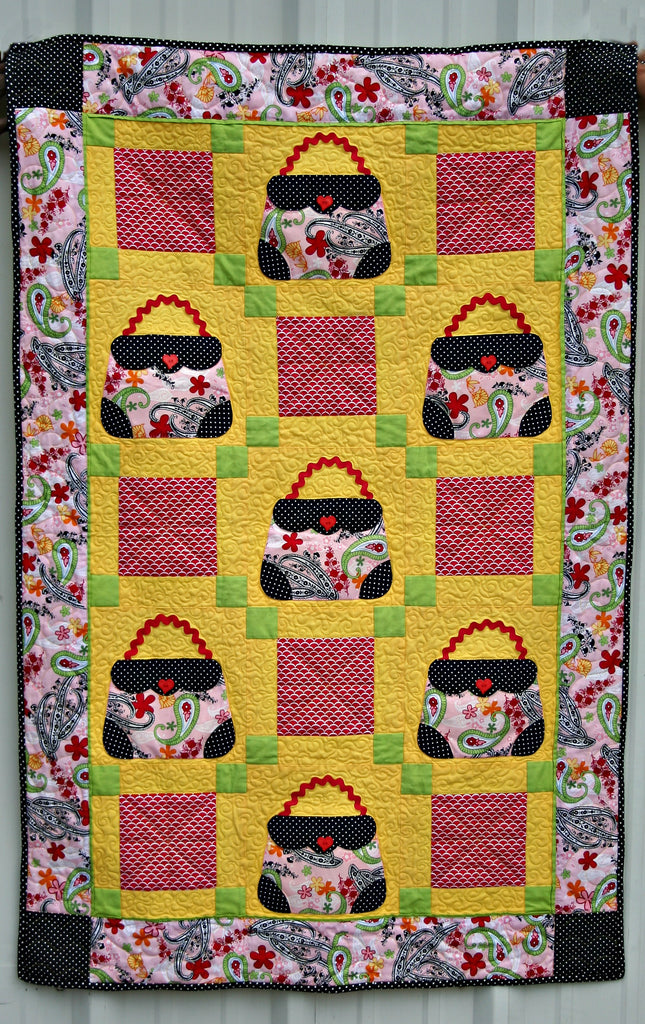 Purse-onality Quilt