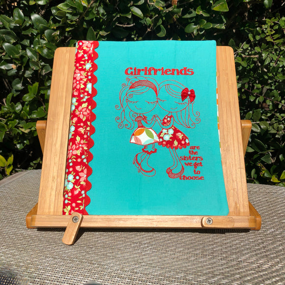 Girlfriends Notebook Cover