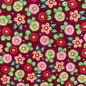 Quilting Treasures - Candy Flowers