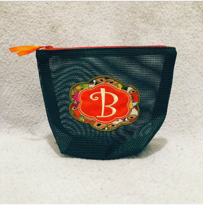 Personalized Cosmetic Screen Bag