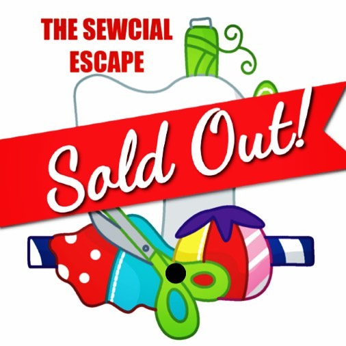 The Sewcial Escape - 2019