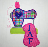 Love to Sew Applique