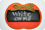 FREE ~ In the Hoop Reusable Pumpkin Dip Marker