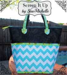 Screen It Up - PDF Downloadable Pattern