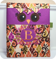 What A Hoot!  Notebook Covers