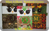 What A Hoot!  Notebook Cover