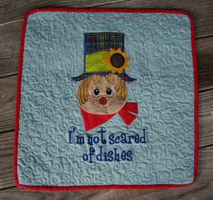 Fabric Kit for Scarecrow Kitchen Quilt