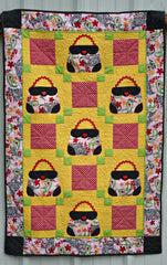 Purse-onality Quilt - PDF Downloadable Pattern