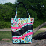 The Sassy Screen Tote - PDF Downloadable Pattern