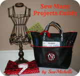 Sew Many Projects Caddy