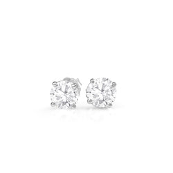 18ct White Gold 1.60ct Diamond Stud Earrings