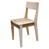 Oak Chair in Scrapwood