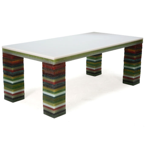 Layers Polyester Table