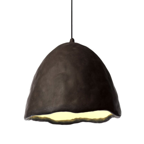 Plain Clay pendent light
