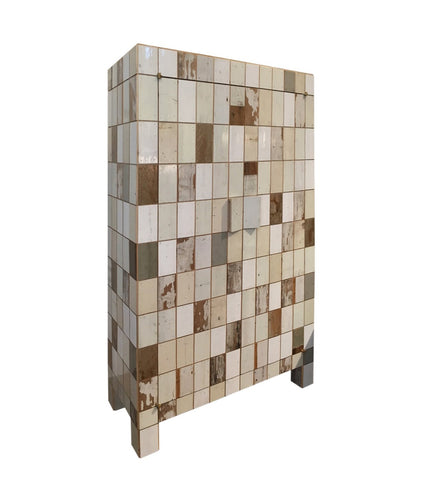 Waste Tile Cabinet No. 1