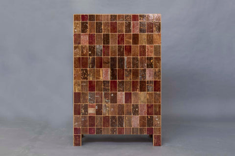 Waste Tile Cabinet no. 8