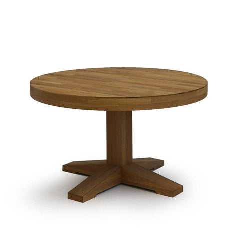 Canteen Table In Oak round