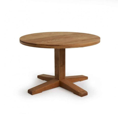 Office Table in Oak – Round