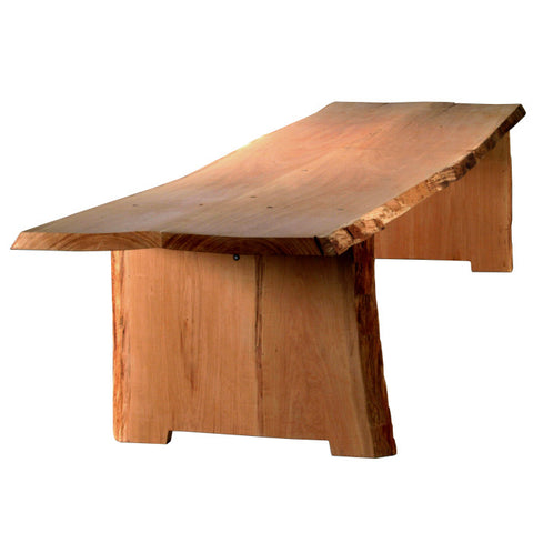 Tree-trunk Table