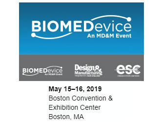 Super Brush LLC, Leader in Foam Swab Technology for Over 65 Years, Will Exhibit at BIOMEDevice Boston, New England's Largest Annual Medtech Event