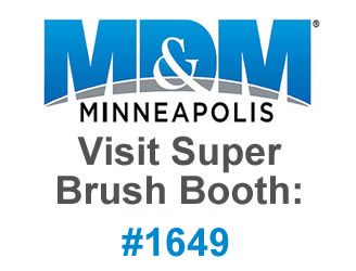 Manufacturer Super Brush LLC Will Exhibit Their Technologically Advanced Foam Swabs at Medical Design & Manufacturing Minneapolis from Oct 23-24, 2019