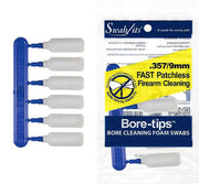 41-0901 9mm 357cal barrel cleaning bore-tips by Swab-its