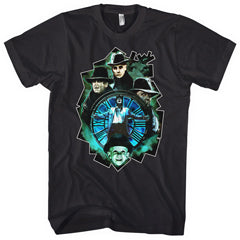 The Strangers — Dark City Mens Black T-shirt