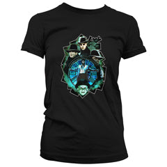 The Strangers — Dark City Ladies Black T-shirt