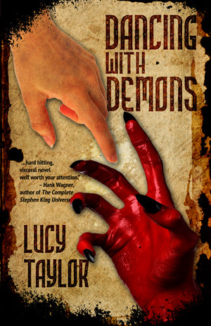 Dancing with Demons by Lucy Taylor (Trade Paperback)