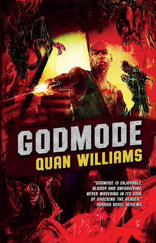 Godmode by Quan Williams (Trade Paperback)