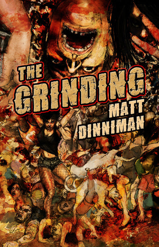 The Grinding by Matt Dinniman