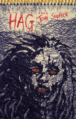 Hag by John Shupeck, Jr. (Hardcover)
