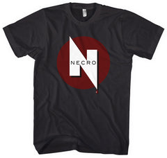 Necro Publications Logo T-Shirt: Mens