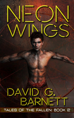 Neon Wings by David G. Barnett  (Hardcover)