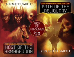 the horsemen chronicles pack of horsemen package
