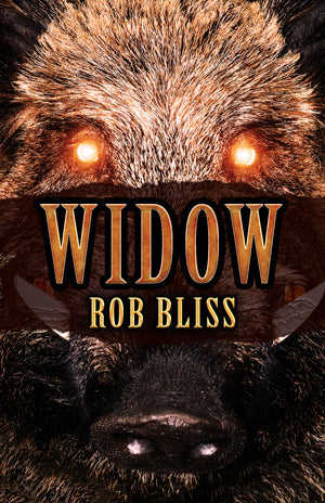 Widow by Rob Bliss (Hardcover)
