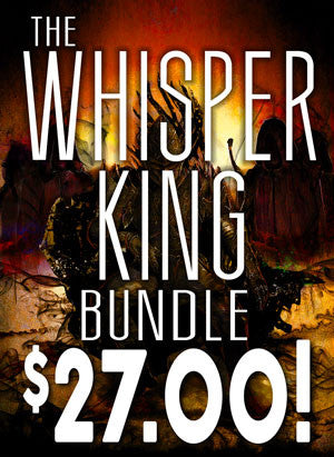 The Whisper King Bundle of Books