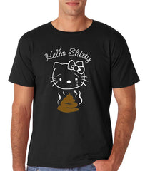 Hello Kitty's New Friend Mens T-shirt