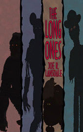 The Long Ones by Joe R. Lansdale (1st Edition Hardcover)