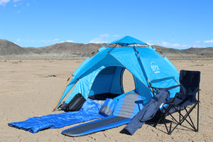 Orange County, CA Nyx Camping Full Package Rental