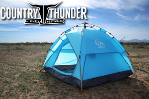 Stay All Nighter: Tent Only