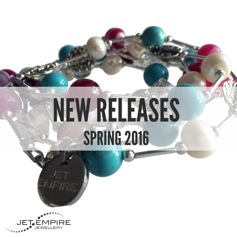 New Releases - Spring 2016