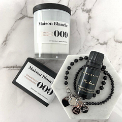 Jet Empire bracelets, Nina Bailey Essential Oil, Maison Blanche candle and body bar at Jet Empire Jewellery & Gifts
