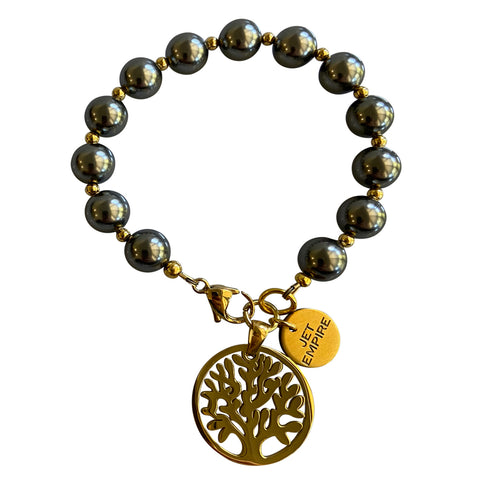 One Tree Hill - Grey (Gold)